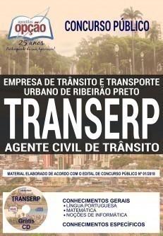 AGENTE CIVIL DE TRÂNSITO