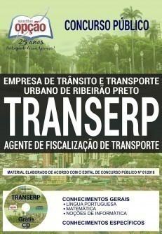 AGENTE DE FISCALIZAÇÃO DE TRANSPORTE