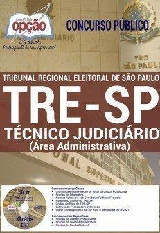 Apostila TRE SP Técnico Judiciário Área Administrativa