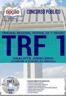 ANALISTA JUDICIÁRIO (CONTEÚDO COMUM A TODAS AS ÁREAS)