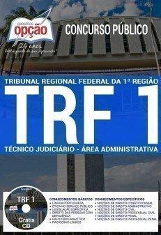Apostila TRF 1ª Região Técnico Judiciário