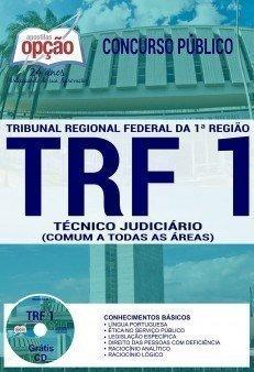 TÉCNICO JUDICIÁRIO (COMUM A TODAS AS ÁREAS)