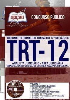 ANALISTA JUDICIÁRIO - OFICIAL DE JUSTIÇA AVALIADOR FEDERAL