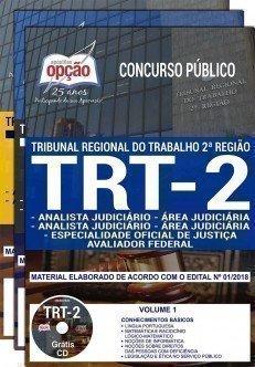 ANALISTA JUDICIÁRIO - ÁREA JUDICIÁRIA  E OFICIAL DE JUSTIÇA AVALIADOR FEDERAL