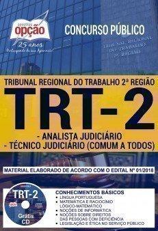 ANALISTA JUDICIÁRIO E TÉCNICO JUDICIÁRIO (COMUM A TODOS)