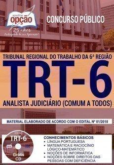 ANALISTA JUDICIÁRIO (COMUM A TODOS)