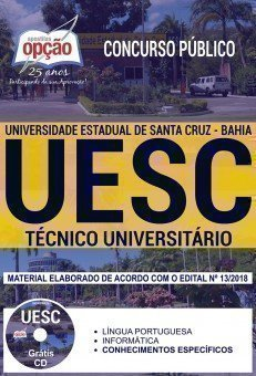 TÉCNICO UNIVERSITÁRIO