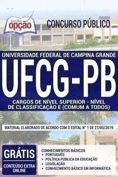 CARGOS DE NÍVEL SUPERIOR - NÍVEL DE CLASSIFICAÇÃO E (COMUM A TODOS )