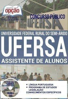 Apostila Universidade Federal Rural do Semiárido - Ufersa ASSISTENTE DE ALUNOS