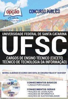 COMUM AOS CARGOS DE ENSINO TÉCNICO (EXCETO TÉC. DE TEC. DA INFORMAÇÃO)