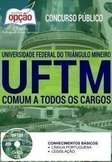 Apostila UFTM Comum a Todos os Cargos