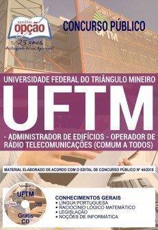 ADM. DE EDIFÍCIOS E OPERADOR DE RÁDIO TELECOMUNICAÇÕES (COMUM A TODOS)
