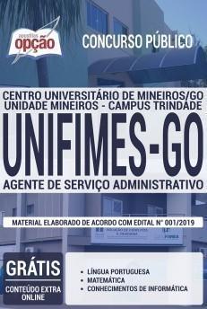 AGENTE DE SERVIÇO ADMINISTRATIVO