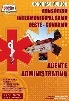 Apostila Agente Administrativo - Concurso Consamu / Pr