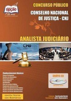 Apostila Analista Judiciário - Concurso Conselho Nacional De Justiça (cnj)...