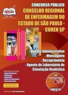 AG. ADM./ MENSAGEIRO/ RECEPCIONISTA /AG. DE LAB. DE SIMULAÇÃO REALÍSTICA