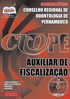 AUXILIAR DE FISCALIZAÇÃO