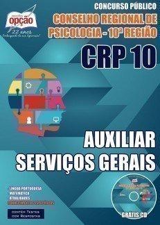 Apostila Concurso CRP10 REGIÃO PA e AP 2015.
