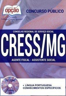 apostila CRESS MG 6ª Região, AGENTE FISCAL - ASSISTENTE SOCIAL