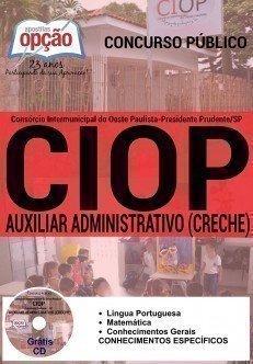 AUXILIAR ADMINISTRATIVO (CRECHE)