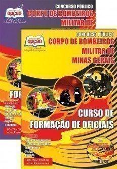 Apostila Corpo de Bombeiros Militar de MG (CFO) CBM-MG