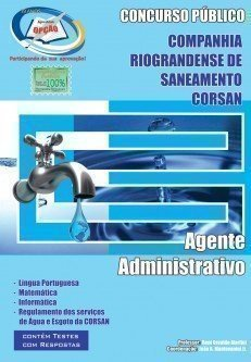 Apostila Agente Administrativo - Concurso Corsan