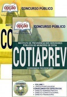 COORDENADOR PREVIDENCIÁRIO