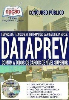 Apostila Comum A Todos Os Cargos De Nível Superior - Concurso Dataprev...