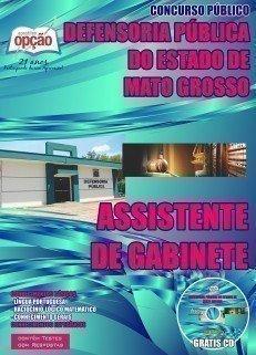 ASSISTENTE DE GABINETE