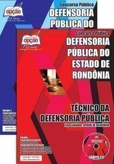 TÉCNICO DA DEFENSORIA PÚBLICA - OFICIAL DE DILIGÊNCIA