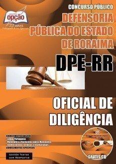 OFICIAL DE DILIGÊNCIA