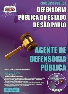 AGENTE DE DEFENSORIA PÚBLICA (COMUM A TODOS OS CARGOS)