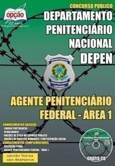 Apostila DEPEN 2017 - Agentes Federais de Execução Penal