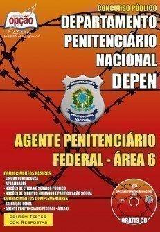 AGENTE PENITENCIÁRIO FEDERAL - ÁREA 6
