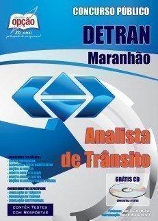 Apostila Analista De Transito - Concurso Detran / Ma