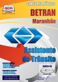 Apostila Assistente De Transito - Concurso Detran / Ma