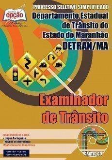 Apostila DETRAN MA | Examinador de Trânsito