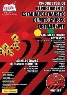 ANALISTA DO SERVIÇO DE TRÂNSITO  E AGENTE DE SERVIÇO DE TRÂNSITO