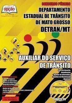 AUXILIAR DO SERVIÇO DE TRANSITO