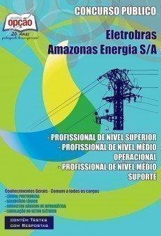 Apostila Profissional De Nível Superior - Concurso Eletrobras Amazonas Energia ...