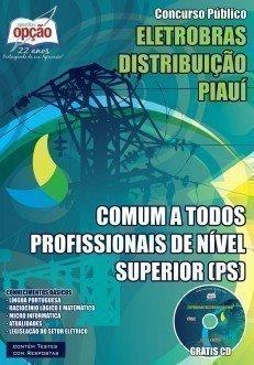 COMUM A TODOS PROFISSIONAIS DE NÍVEL SUPERIOR (PS)