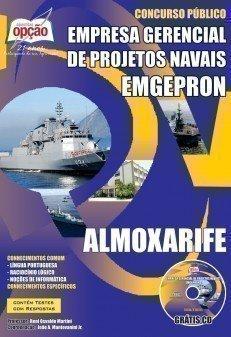 Apostila Emgepron Marinha para Cursos Técnicos da ETAM, ALMOXARIFE