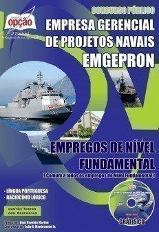 Apostila Etam EMGEPRON - NÍVEL FUNDAMENTAL