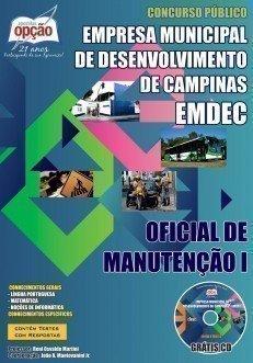 OFICIAL DE MANUTENÇÃO I