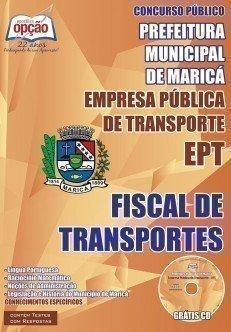 Empresa Pública de Transporte de Maricá / RJ (EPT)-MOTORISTA-FISCAL DE TRANSPORTES