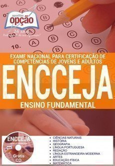 ENCCEJA - ENSINO FUNDAMENTAL