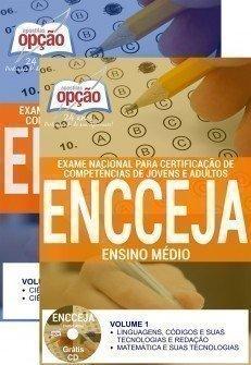 ENCCEJA - ENSINO MÉDIO