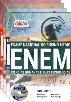 Apostila do ENEM 2017.