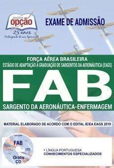 SARGENTO DA AERONÁUTICA - ENFERMAGEM