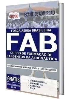 CURSO DE FORMAÇÃO DE SARGENTOS DA AERONÁUTICA